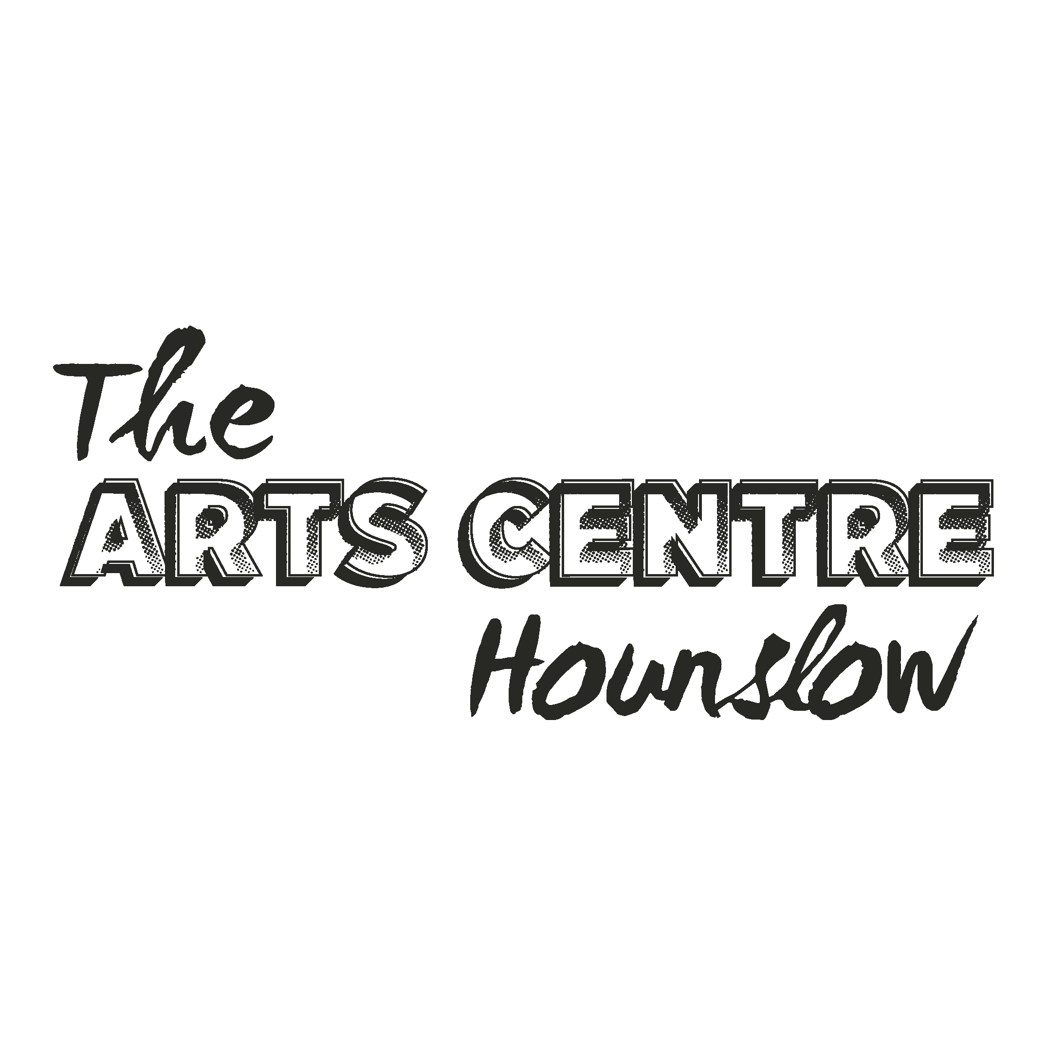 The arts centre Hounslow logo