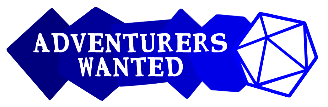 Adventurers Wanted logo