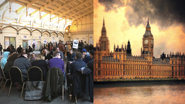Emergency D&D: What action can we take as the arts sector in response to the proroguing of parliament?